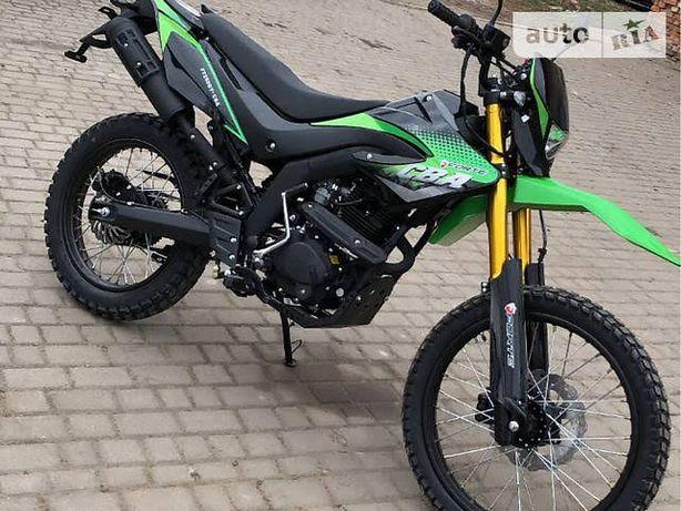 Мотоцикл Forte FT250GY-CBA 2019, рассрочка