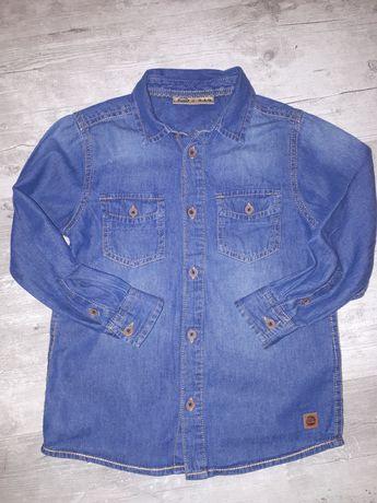 Cool Club koszula dżinsowa 110cm idealna