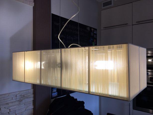 Lampa wisząca Spotline SLV Lasson beżowa
