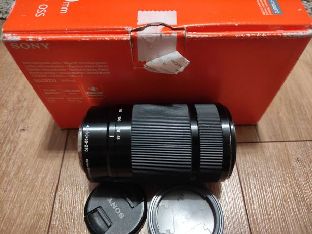 Sony SEL55210 DT 55-210mm f/4,5-6,3