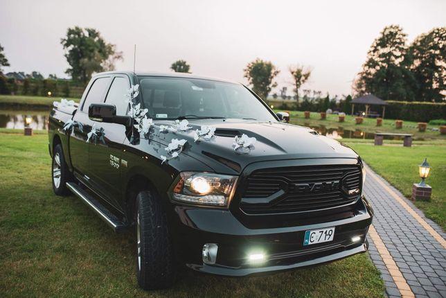 Auto do ślubu Dodge Ram Sport