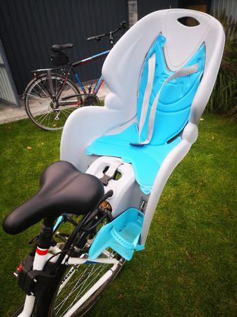 Fotelik na rower Włoski