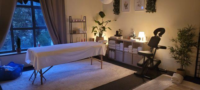 Massagem relaxante - Tiago Moreira