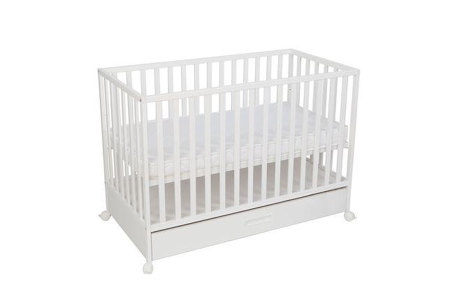 Łóżeczko Dziecięce 120X60 Lux | Atb Meble | Łóżko Niemowlęce