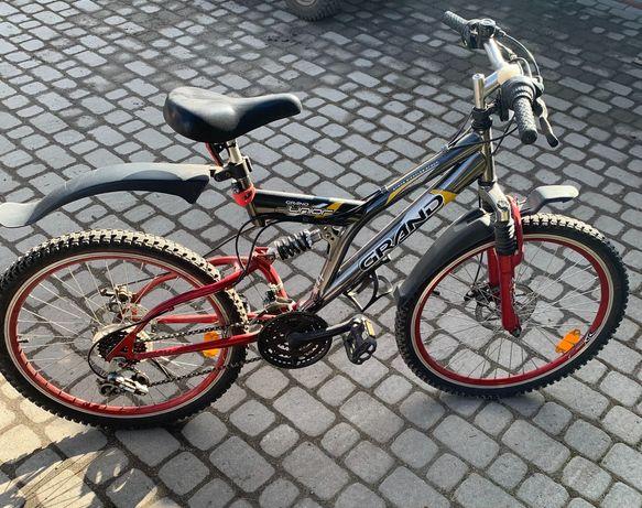 Rower miejski dziecięcy