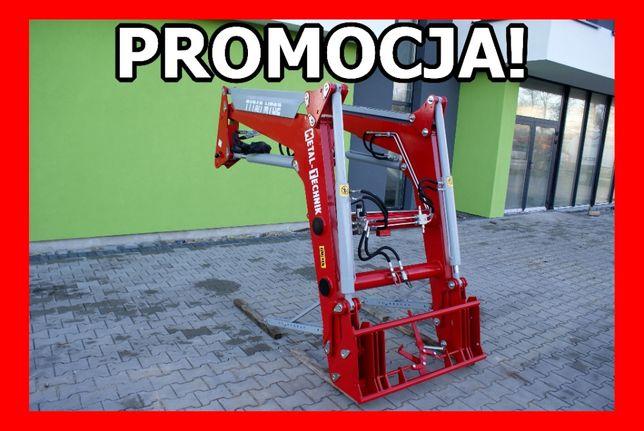 PRODUCENT* Nowy ŁADOWACZ czołowy TUR Euroramka SMS *200 modeli* MONTAŻ