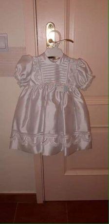 Novo vestido baptizado ou para cerimônia