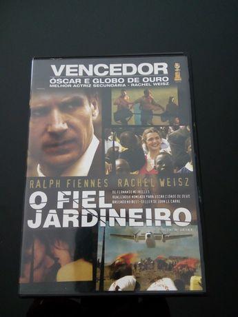 DVD - O Fiel Jardineiro