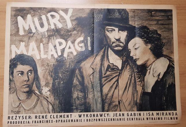 ZESTAW 250x najlepszy plakat filmowy lata 50-90 PRL Miś, E.T. Rejs