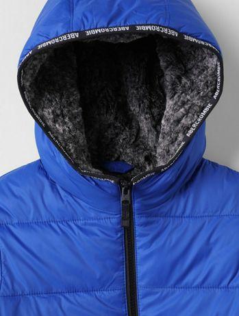 Abercrombie kurtka zimowa 13-14 lat jak nowa