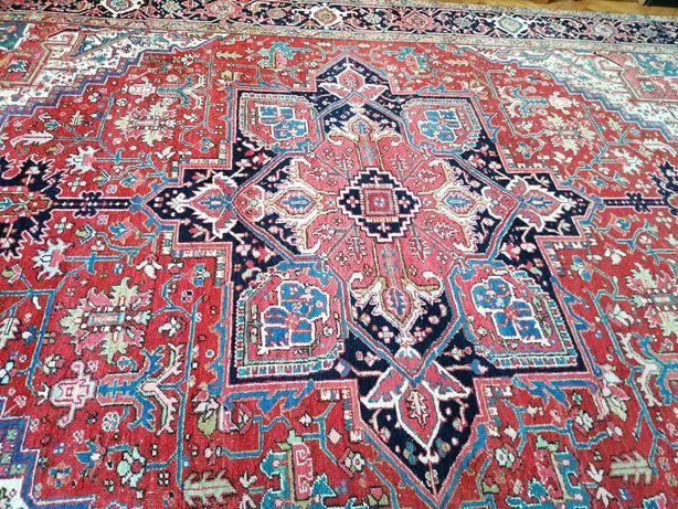 Duży dywan perski