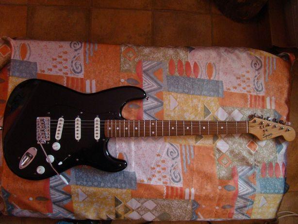 Fender Squier Rock,Blues ,Jazz,Reage ,decha lite drzewo