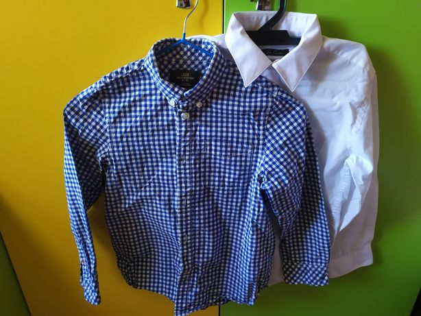 Рубашки в школу для мальчика р.128-134