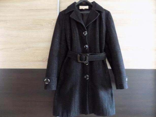 Płaszcz elegancki czarny