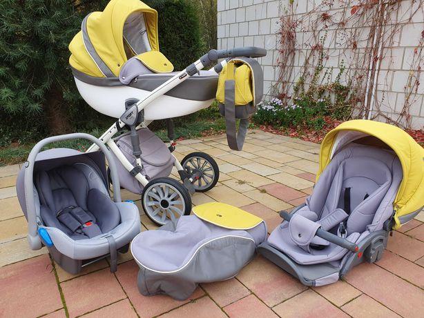 Wózek ANEX SPORT 3w1
