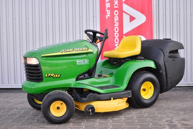 Traktorek John Deere LTR155 nr (150202) - Baras