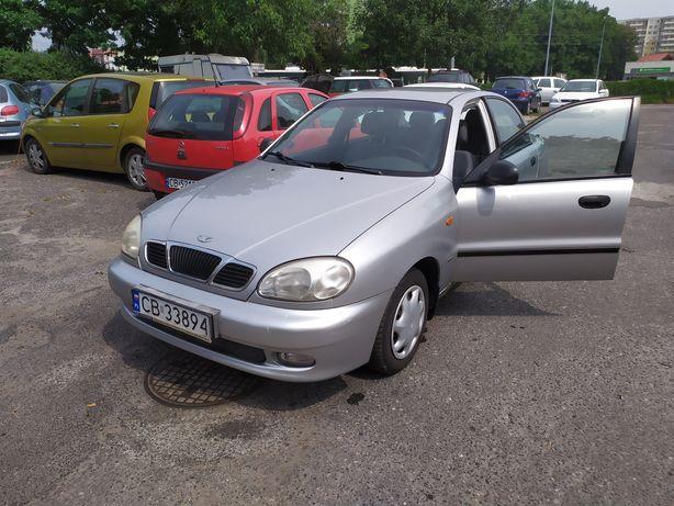 Daewoo Lanos 2000r mały przebieg pierwszy właściciel