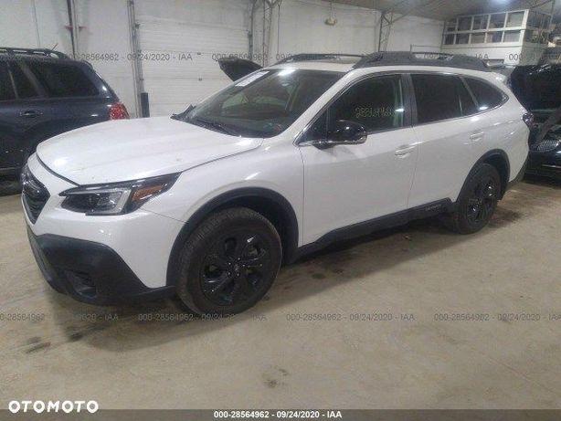Subaru OUTBACK Poduszki całe Nowy Model Wersja LIMITED ONYX EDITION XT Po opłatach