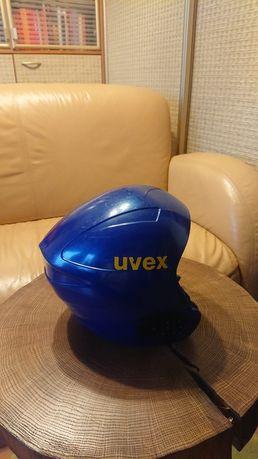 Kask narciarski UVEX rozmiar L , 59-60cm