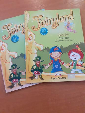 Учебник английского языка Fairyland starter
