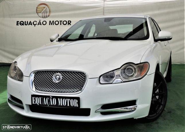 Jaguar XF 3.0D Premium