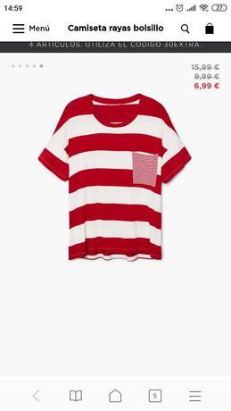Женская футболка Манго