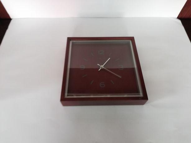 Kolekcja zegar ścienny Nextime drewniany