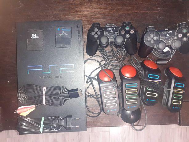 Ps2 PlayStation2 buzzery roboty dżungla