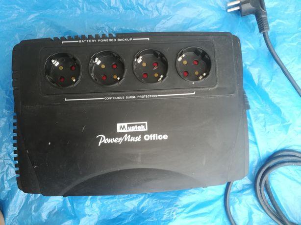 Источник бесперебойного питания MUSTEK PowerMust Offline