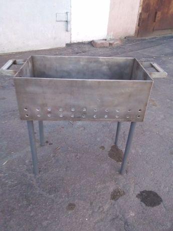 Мангал нержавеющая сталь