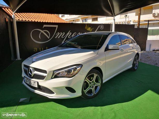 Mercedes-Benz CLA 180 Progressive Aut.