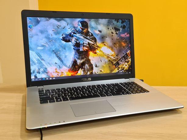 Игровой ноутбук Asus X750L (core i3/6GB/750GB/GeForce GT 740M 2GB)