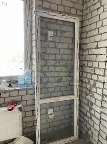 Дверь балконная(ТОРГ)