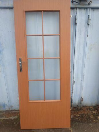 Drzwi 80-tki lewe i prawe wewnętrzne