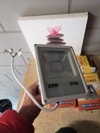 naświetlacz LED 20 watt halogen