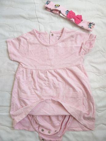 Платячко рожеве для дівчаток.