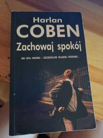 """""""Zachowaj spokój"""" Harlan Coben"""