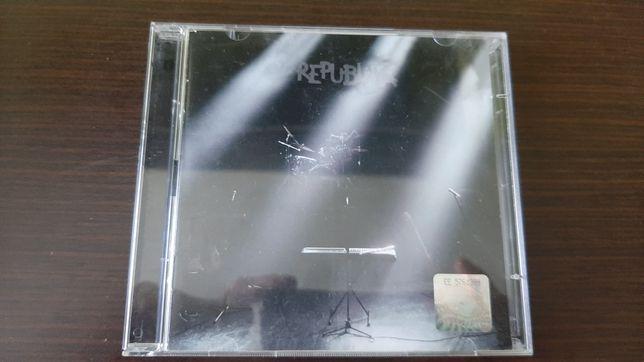 Płyta Republika koncertowa 2CD Grzegorz Ciechowski