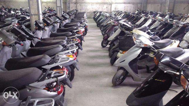 Японські Скутери Honda Dio AF27/34/35/56/57/62/68 Lets 2-3 Jog 36-39