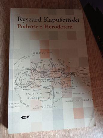 Ryszard Kapuściński Podróże z Herodotem