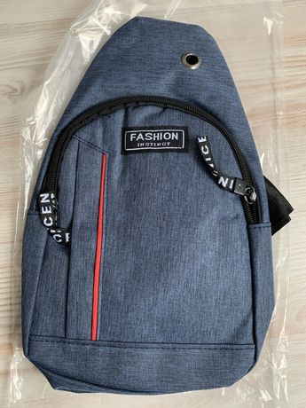 Сумка муская слинг через плечо на сумочка мини маленькая