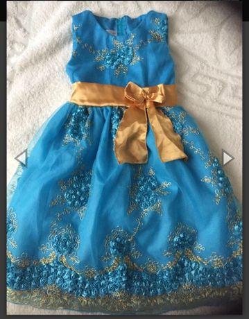 Платье на рост 116