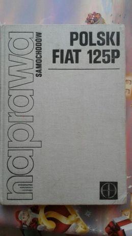 Fiat 125p. - naprawa samochodów