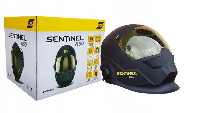ESAB Sentinel A50 Przyłbica samościemniająca automatyczna maska