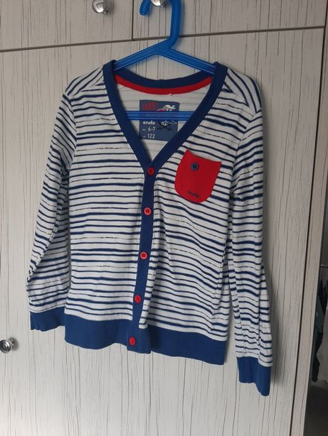 Kardigan bluza marynarka dresowa