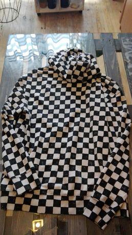 H&M bluza męska w szachownice roz S