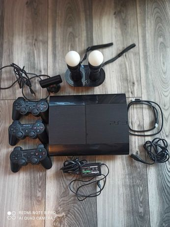 PlayStation 3 Super Slim 500