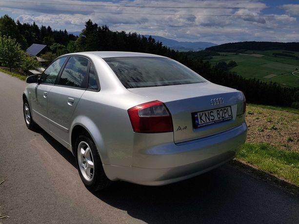 Audi a4 b6 1.9 tdi Quattro 132 koni