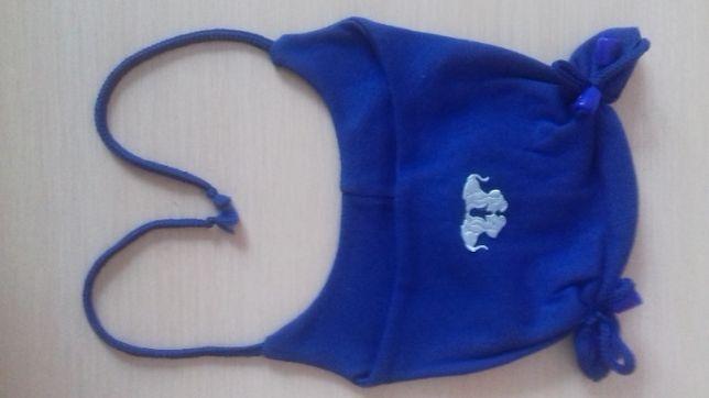 Шапка шапочка для ребенка