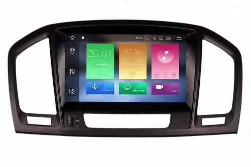 Radio nawigacja Android Opel Insignia 08-13 Montaż